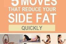 Ασκήσεις για side fat
