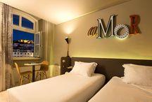 Viagens e hotéis