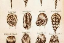 Hairstyles to create