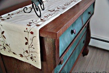 Furniture fix-ups