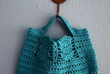 Crochet - bags / by Andra Epperly