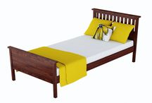 Single Bed / Spruce up your space with single bed designs!