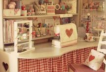 Moja sewing room