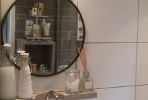 Riviera Mason♡ Bathrooms♡ / Badkamer ideeën/inspiratie