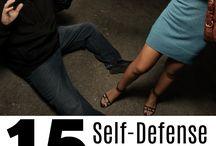 Self - defense /