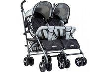 İkiz Bebek Arabaları / En kullanışlı ikiz bebek arabası modelleri Tarz Bebe'de.