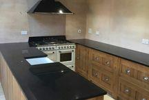 Brown Wood Kitchens