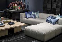 Casual sofa's Rupert & Rupert / Uit de collectie van Rupert & Rupert zijn dit modellen die vallen onder het thema casual. Jong, feel good en toch tip top goed verzorgd.