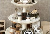 Displays / by Gail DiSilvester