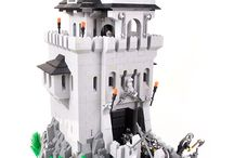 My lego castle creation