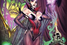 J Scott Campbell / art