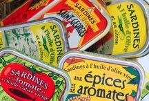 Culinaire producten uit La France