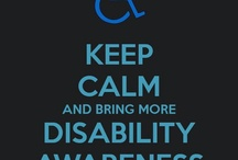 disABILITY Inspiration / As I was cruising through Pinterest I started to see some sensational, amazing, inspirational and just damn good stuff in support of social inclusion for disABILITY. Thus, another board!