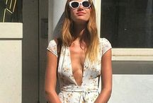 Parisian Chic Floral Summer Dress