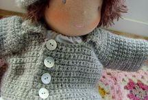 lalki waldorfskie