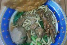 All about noodle (mie)
