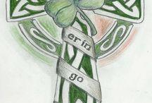 St Patrick's Day and everything Irish! / Loving my heritage.  / by purple jasmin