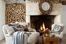 Toastie Log Fires / Is there a better feeling than snuggling next to a log fire? It is one of my favourite features at Spring Cottage http://luxuryspringcottageyorkshire.co.uk/