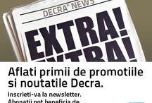 Newsletter Decra