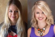 Blonde: Before and After Transformations / Pictures from our salon in Buford, GA