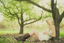 Country Maternity Session