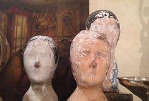 Milliner's heads