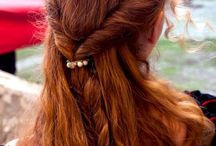 Hair styles 1860