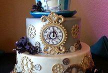 Gâteaux Alice aux pays des merveilles