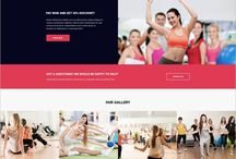 personal trainer site - Rhys