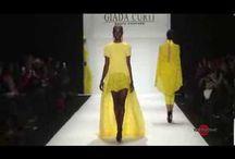 GIADA CURTI - Mercedes Benz Fashion Week - FTLMODA - NEW YORK - 13 febbraio2014 / GIADA CURTI - Mercedes Benz Fashion Week - FTLMODA - NEW YORK - 13 febbraio2014
