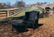 Classic Design / Classic leather's timeless furniture styles.
