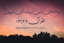 قرآنی آیات  کا اردو ترجمہ / قرآنی آیات  کا اردو ترجمہ | Quranic Quotes in Urdu