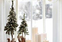 Dekoracje świateczne / przygotowania do Świąt Bożego Narodzenia