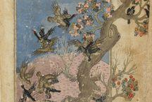 Timur Dönemi Minyatürleri