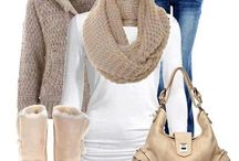 My fashion style / Clothes
