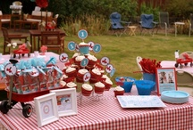 little_boys_first_birthday_ideas / by Laura Turner Goolsby