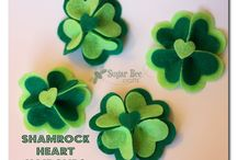 St. Paddy's Day / Great ideas for St. Patrick's Day!