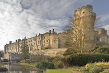 GB castles / by Gail HaysConner