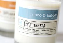"Branding (Spa) / ""Spa"" Branding (Focus on Packaging Design) (Soap, Bathing Salts, Skin Care, Hair Care, Hand Creams, Massage Oils, Candles, etc.) • Pinterest.com/ScottMonaco • More at: QuietYell.com"