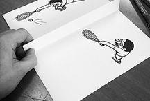 Tegninger / Inspiration til tegninger