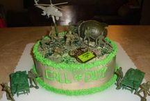 Birthday Cakes ~ Boys / by Heather Jones