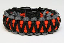 paracord and leather