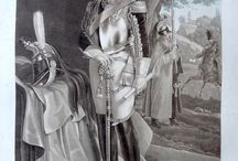 Napoleonic staff