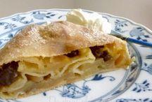 cuisine et desserts Autrichiens
