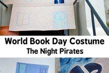 Book costumes