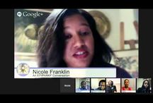 #EConvo Google Hangouts/Live on YouTube / Our online series, An EPIPHANY Conversation (#EConvo) covers international issues with some of the most inspiring people behind the most incredible stories. Balancing the equality for inequality (thanks, Dr. Vibe!). / by Nicole Franklin - #EConvo