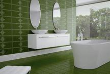 new bathroom / by PJ Wallis