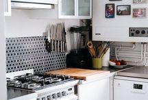 Kitchen Inspiration / The kitchen is often viewed as the heart of a home.  Here are some of our favorite kitchen design ideas.