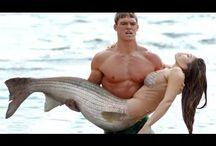 Mermen & Mermaid