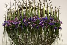 Things Floral--European / European influence in floral design